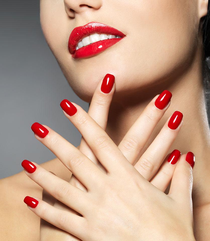 Красивые фото с ногтями гель лак